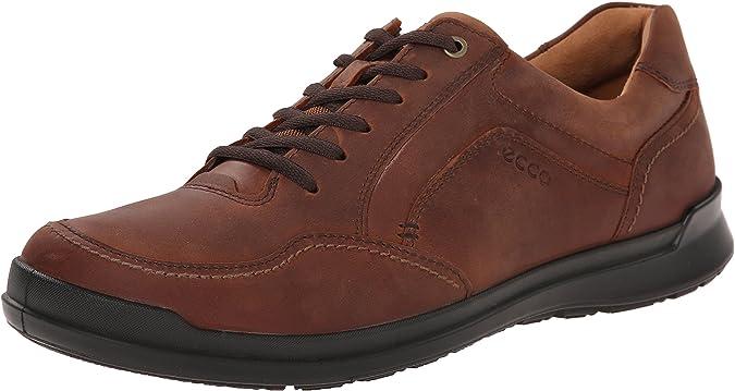 TALLA 40 EU. ECCO Howell, Zapatos de Cordones Derby para Hombre