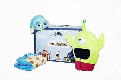 Hazte Pequeño Kit DE Monsters (Monsters 12 a 24 Meses): Amazon.es ...