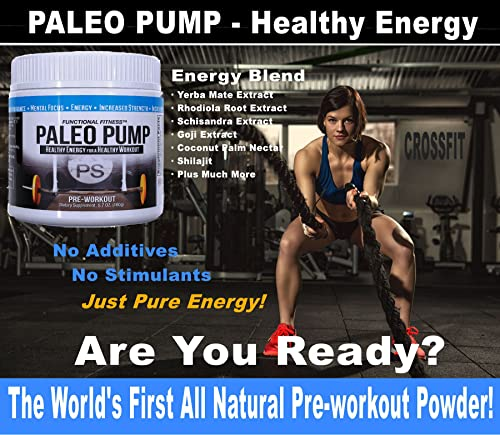 1 Rated Paleo Pump