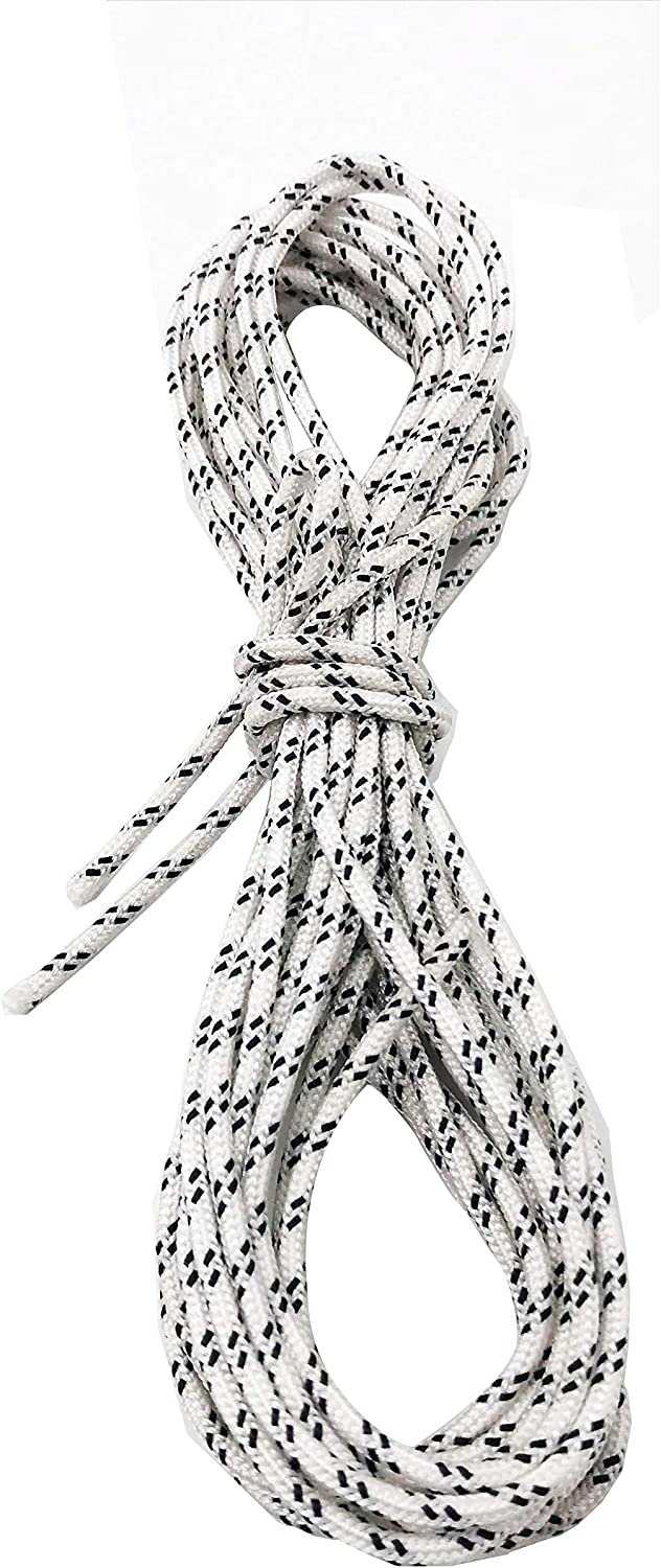 KINSPORY Outdoor Patio Umbrella Cord Line Nylon Rope Replacement – 10FT
