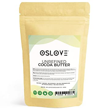 Amazon.com: Manteca de Cacao Orgánico Food Grade 1 Lb por ...