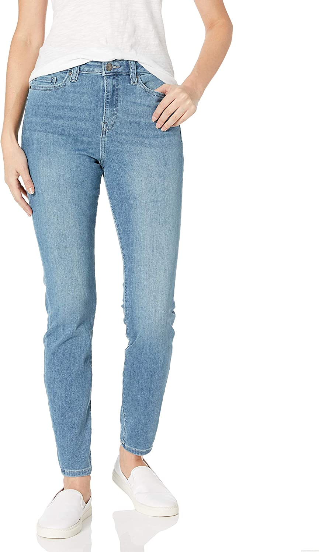 High-rise Skinny Jean jeans Donna Essentials