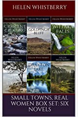 Small Towns, Real Women Box Set: Six Novels Kindle Edition