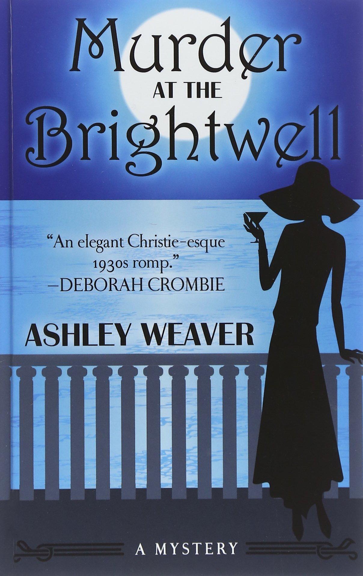 Murder At The Brightwell (Thorndike Press Large Print Mystery) ePub fb2 ebook