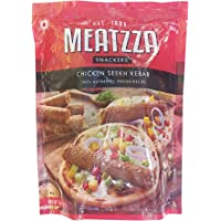 Meatzza Chicken Seekh Kebab, 500g