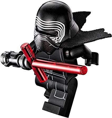 NEW Minifig from Set 75104 LEGO Star Wars Kylo Ren Minifigure