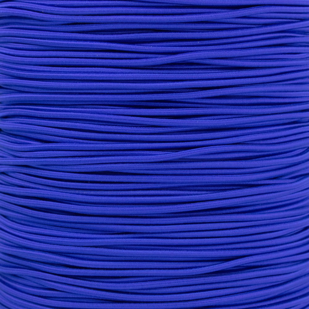 100 Feet Nylon Bungee Elastic Stretch Cord 10 25 50 8 Colors Paracord Planet 2.5mm Shock Cord