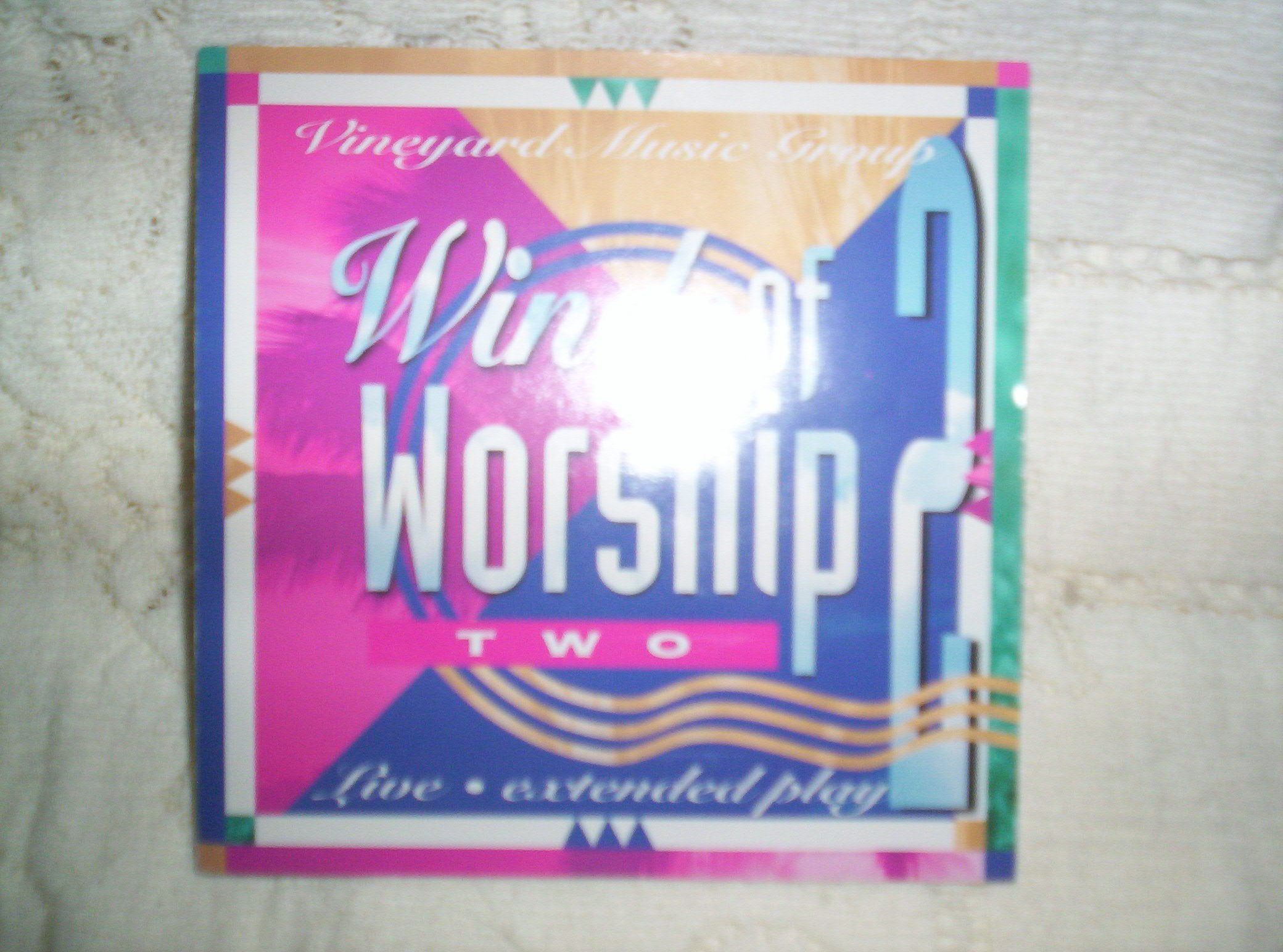 Winds of Worship 2: Live- Extended Play