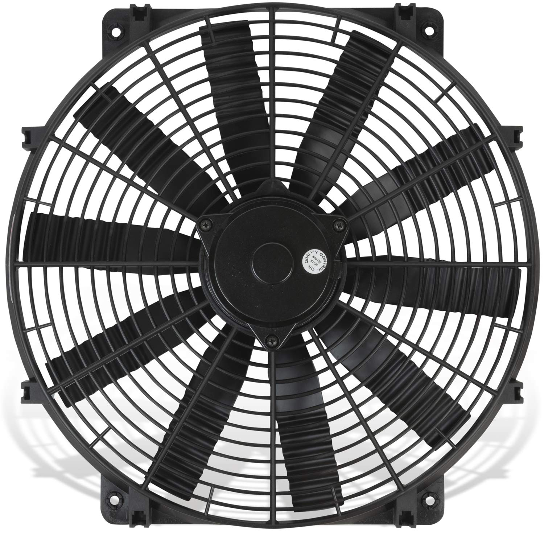 16 Puller Flex-a-lite 238 Flex-Wave LoBoy Electric Fan