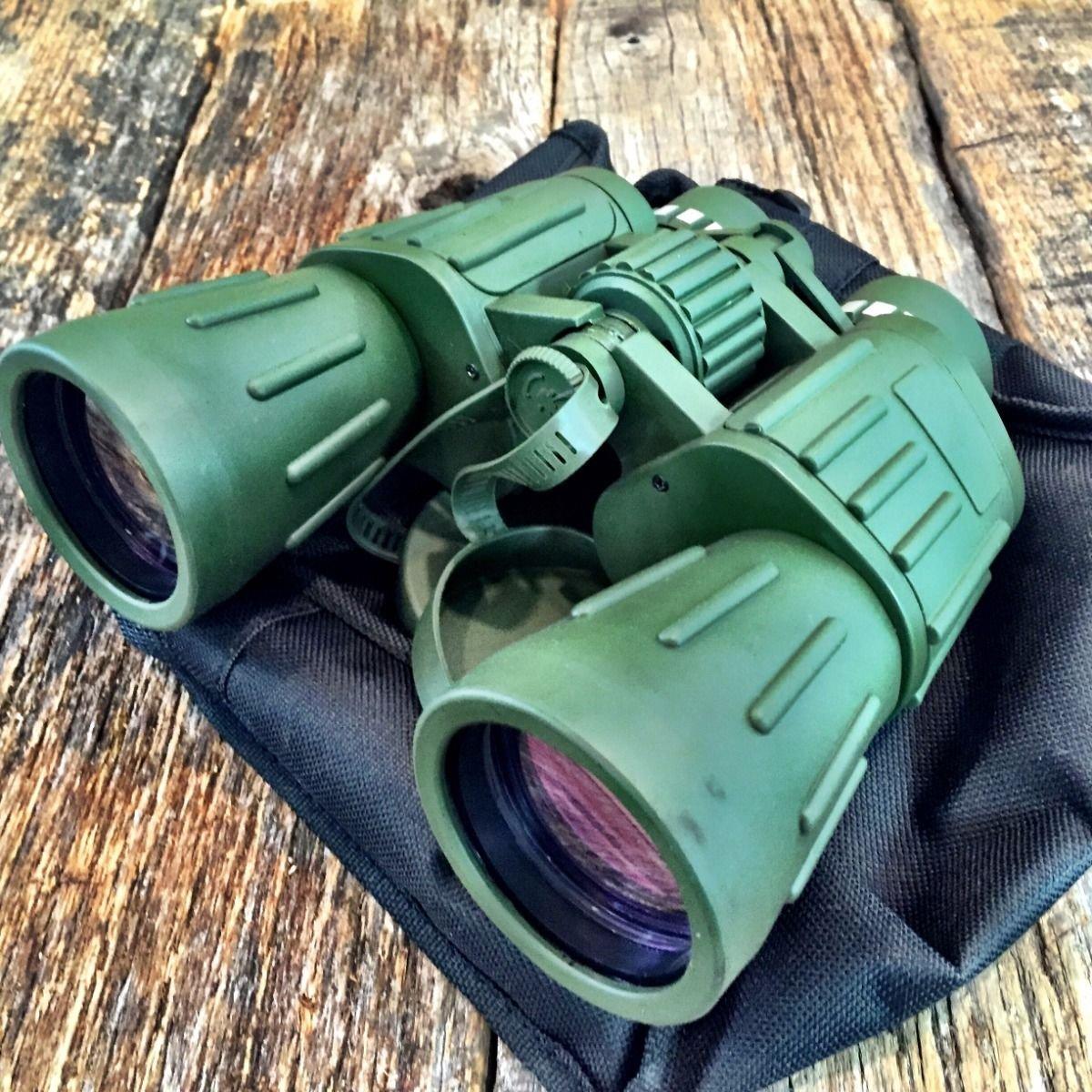 Sawan Shop Day/Night 60X50 Military Army Binoculars Camouflage w/Pouch by Sawan Shop