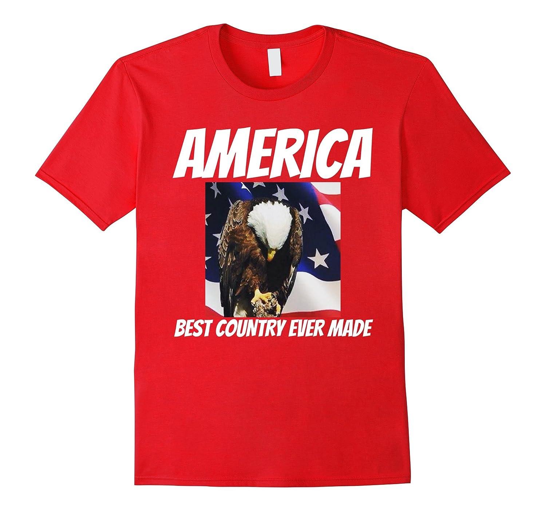 American Flag Shirt-FL