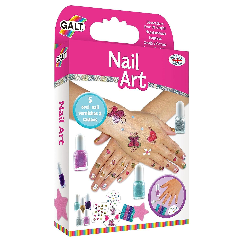 Galt Toys Nail Art Kit: Amazon.co.uk: Toys & Games