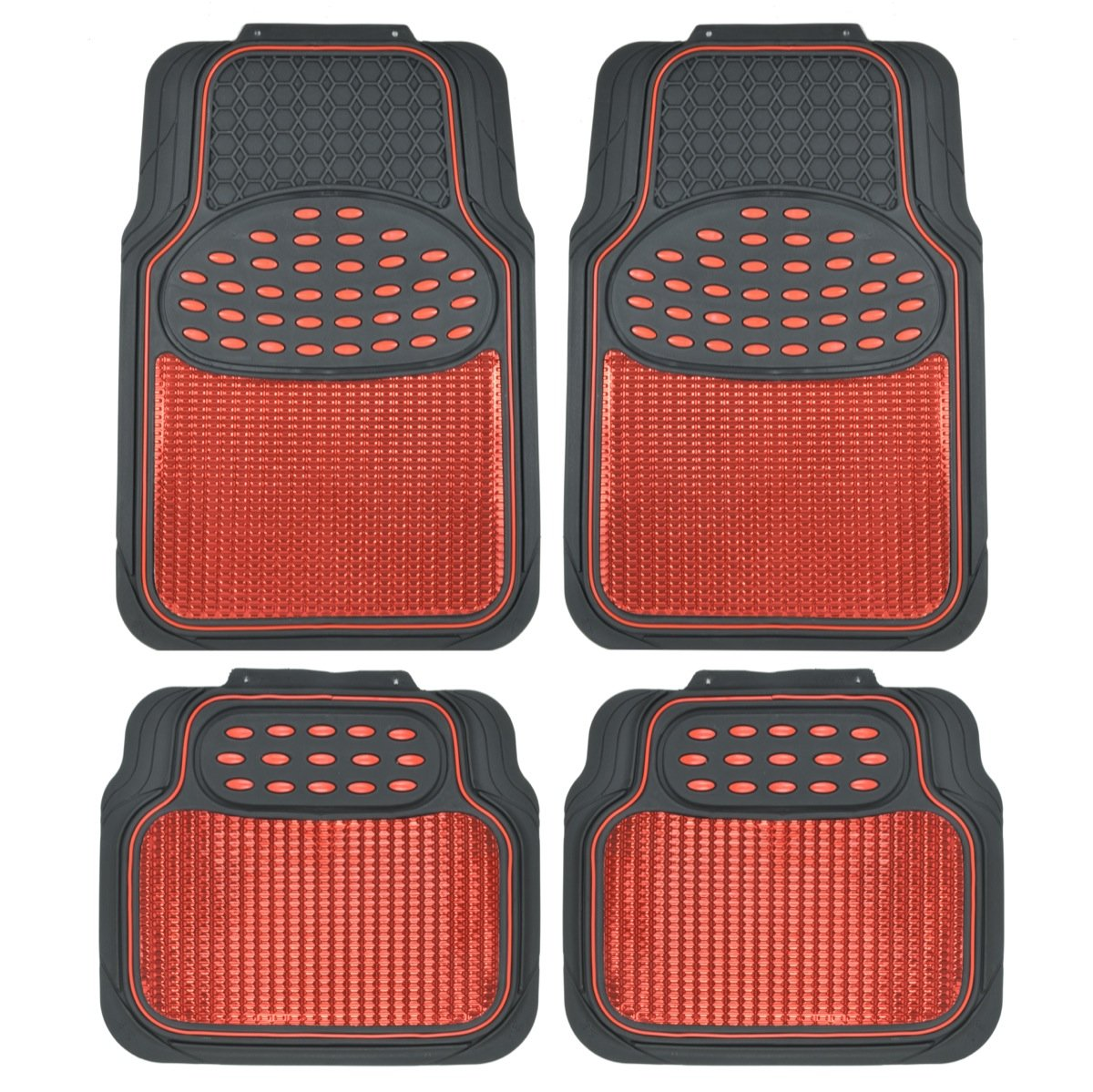 mats front rubber set cars for atlas accessories shop volkswagen floor vw