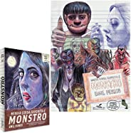 Minha Coisa Favorita É Monstro - Livro 1 + Pôster