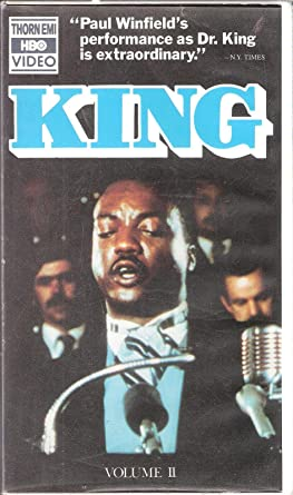 (Martin Luther) King [VHS]