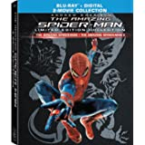 The Amazing Spider-Man 1 & 2 Limited Edition Collection [Blu-ray]