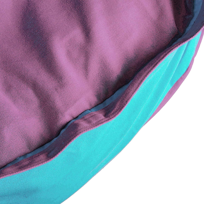 Verde CO-Z Silla Colgante Columpio y Hamaca para Ni/ños Capacidad 80kg Swing con Coj/ín Inflable para Exteriore Interior Terraza Patio Porche Jard/ín Fuerte y Resistente