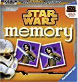 Ravensburger 21119 - Memory Star Wars Rebels Gioco di Memoria