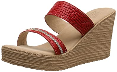 5174ed05af8b Sbicca Women s Nectarina Wedge Sandal