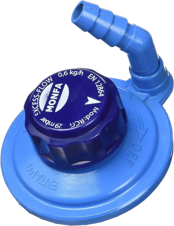 Papillon 8140150 Grifo Regulador Giratorio M16 (Botella Azul), Unisex