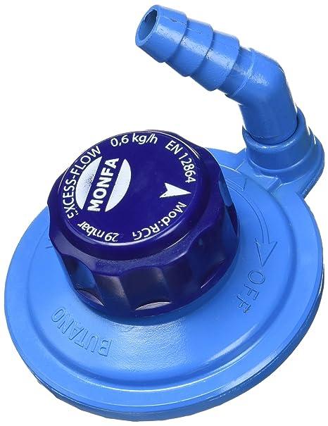 Papillon 8140150 Grifo Regulador Giratorio M16 (Botella Azul)