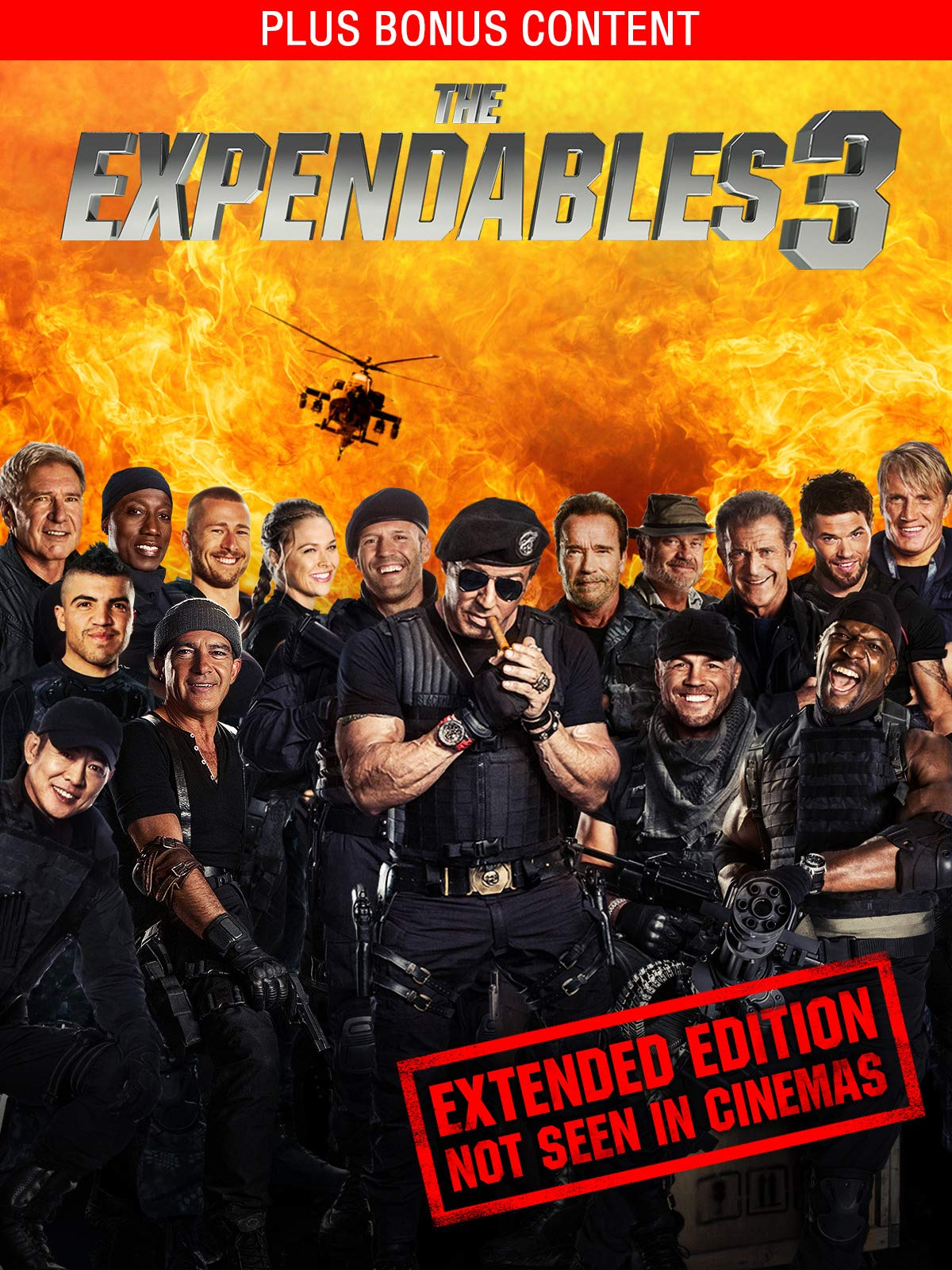 The Expendables 3 (Extended Cut)