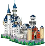 Simba 106130598 - Neuschwanstein, Puzzle 3D