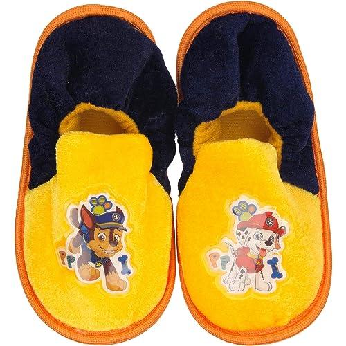 Paw Patrol Pantoffel Jungen Hausschuhe für Kinder