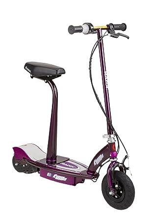 Razor Scooter - Purple E100S - Patinete con silla (infantil ...