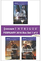 Harlequin Intrigue February 2016 - Box Set 1 of 2: An Anthology Kindle Edition