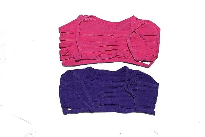73cb791699e18d Fashioniests Women s Cotton Cotton Blend Polyester Bra (6 Straps ...