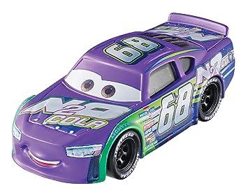 Amazon.com: Disney/Pixar Cars 3 Parker Brakeston (N2O Cola) Die ...