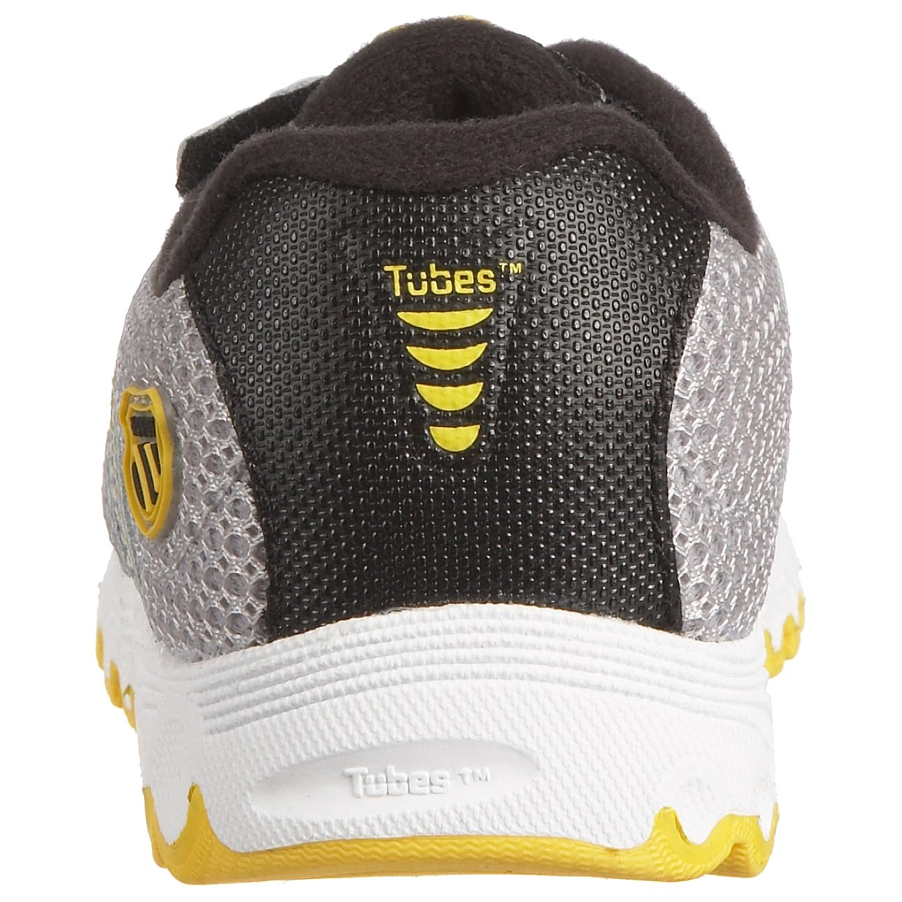 Infant//Toddler K-Swiss 22443 Tubes Run 100 VLC Mesh Running Shoe