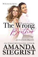 The Wrong Brother (a perfect for you novel Book 1) Kindle Edition