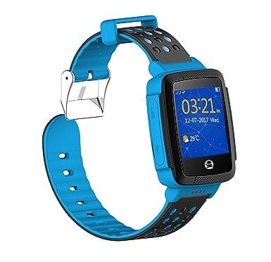 Reloj inteligente Tencent QQ, con GPS,impermeable IP65, seguro, para