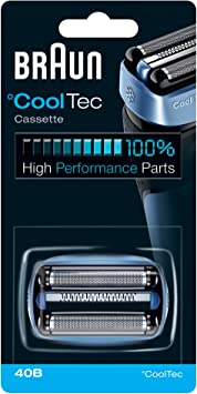 Braun 40B - Recambio para afeitadora eléctrica hombre, compatible ...
