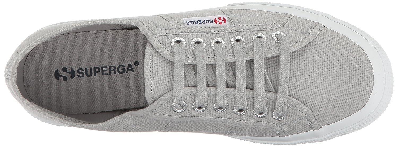 Superga Women's 2750 Cotu Sneaker B00BNRJPDW 11.5 B(M) US US|Light Women / 10 D(M) US|Light US Grey 3d1b3b