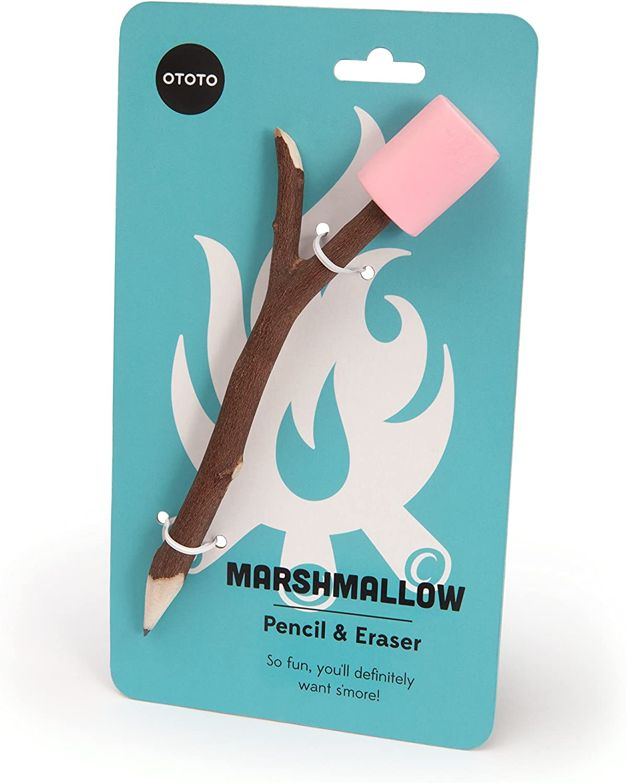 OTOTOMarshmallow Cute-Matita con gomma