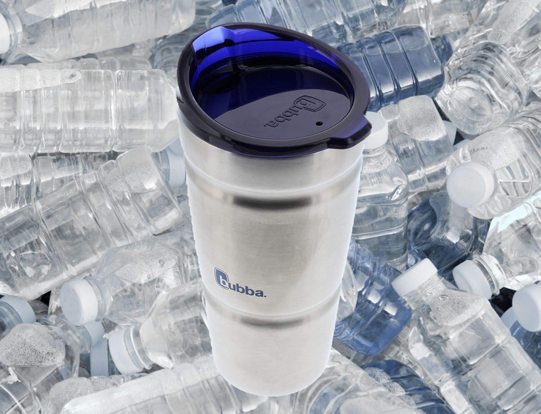 BlueBee Botellas Acero Inoxidable con Doble Pared al vac/ío para Mantener Las Bebidas fr/ías mas de 24h y Las Bebidas Calientes por 12h.