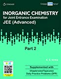 Inorganic Chemistry for Joint Entrance Examination JEE (Advanced) Part 2