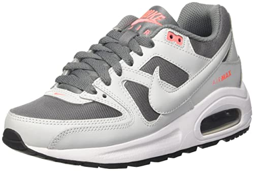 8eca44369ff Nike Air MAX Command Flex (GS), Zapatillas para Niñas: Amazon.es: Zapatos y  complementos