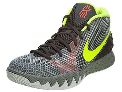 90c3c55aaccf Nike Kyrie 1 Dungeon I Men Basketball Sneakers New Deep Pewter 705277-270size  10