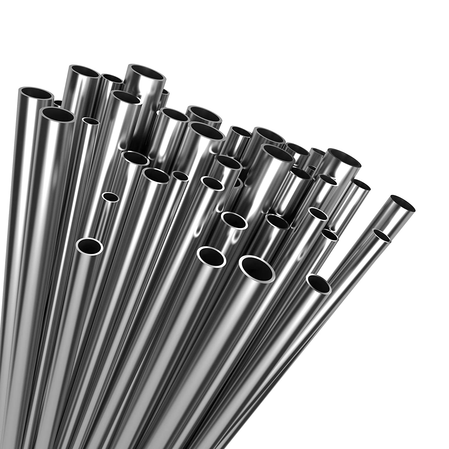 19mm x 1.2mm Stainless Steel T304 Tube 1000mm Long