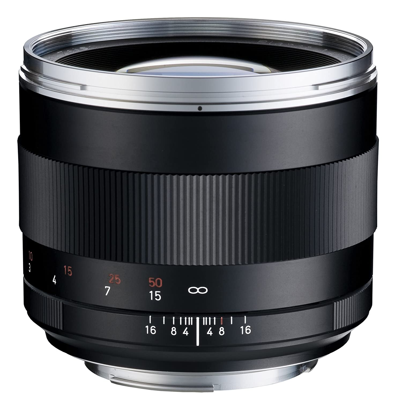 Carl Zeiss 単焦点レンズ PLANART1.4/85ZE(N) ブラック 822955   B017L9EEPO