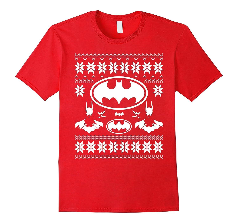 Superhero Ugly Christmas Sweaters.Bat Ugly Christmas Sweater Superheroes Ugly Xmas Sweater Art