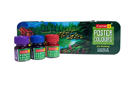 Camlin Poster Colour Price