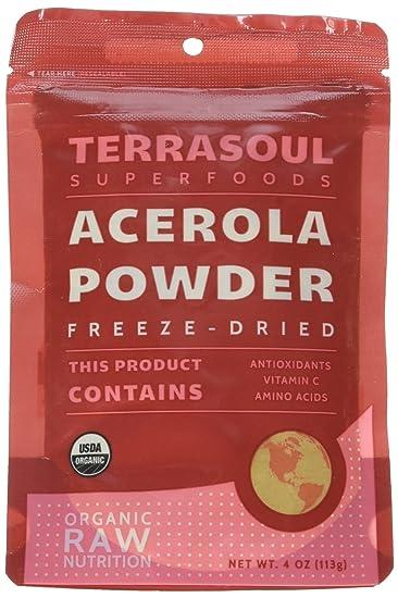 Get The Organic Acerola Powder on organic cocoa, organic kiwi, organic honey, organic pineapple, organic watermelon, organic catnip, organic lavender, organic rosemary,