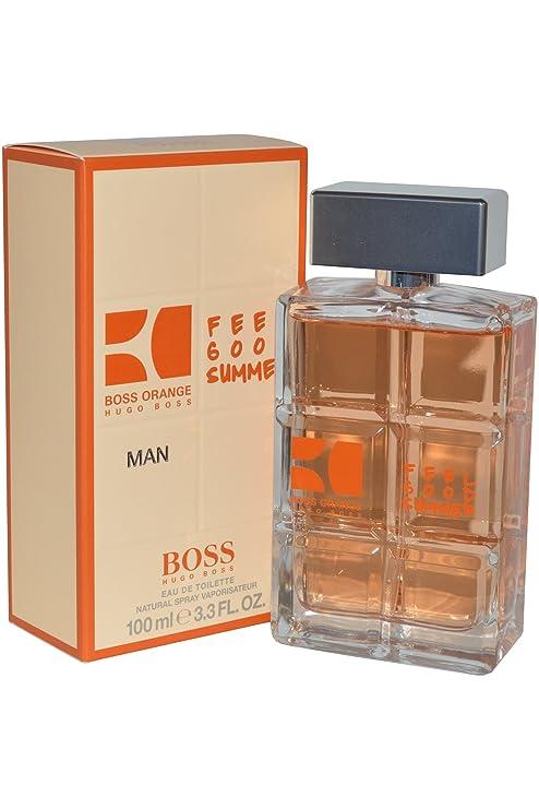 Hugo Boss Orange Man Summer Eau De Toilette Spray 100 Ml Amazonco