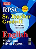 RPSC SSR. TEACHER GRADE-II ENGLISH MODEL AND SOLVED PAPER