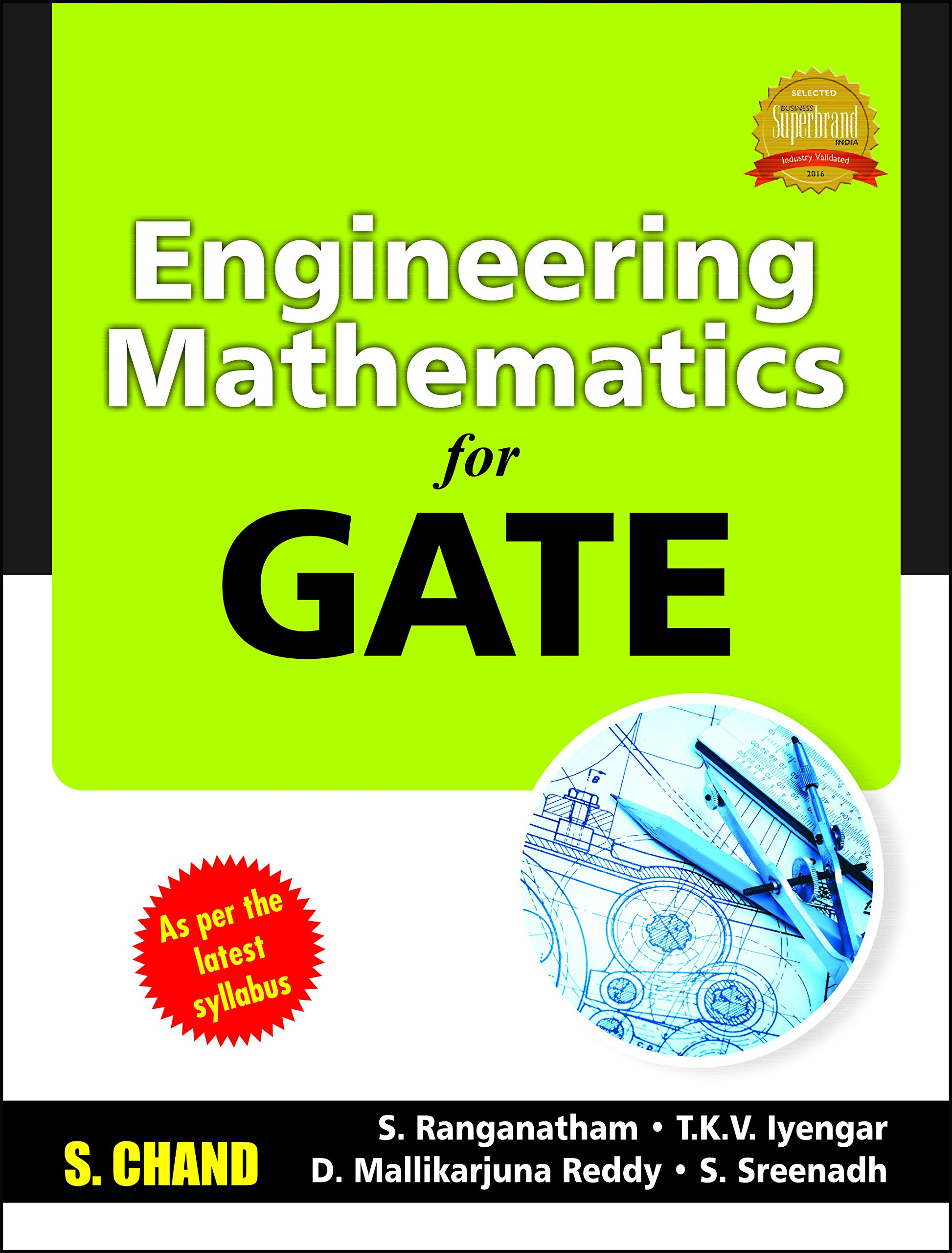 Buy Engineering Mathematics for GATE Book Online at Low